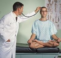 penyembuhan dengan meditasi